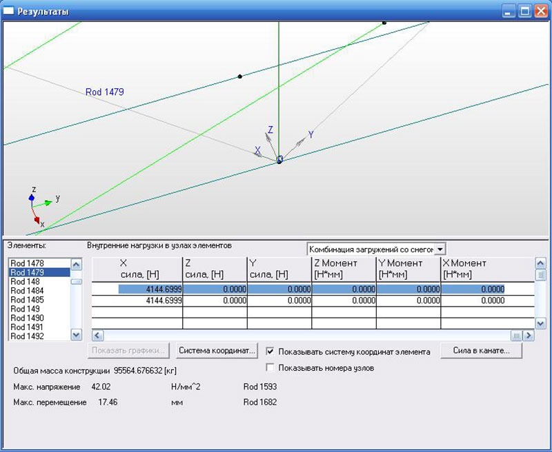 Программа-калькулятор для расчета МЗЛФ