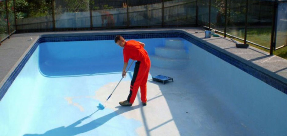 Гидроизоляционная защита внутренних поверхностей бассейна