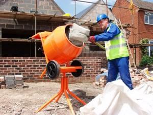 приготовления бетона