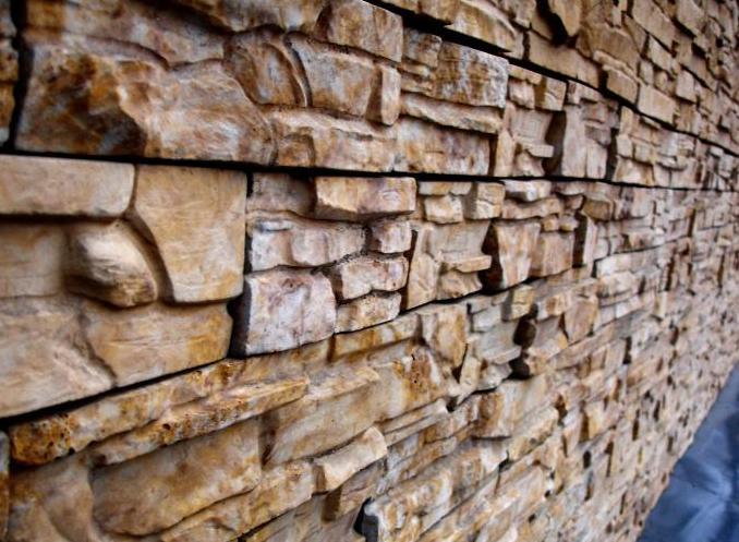 плитка облицовка для фасада под камень