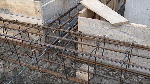 Правильное армирование фундамента — залог успешного строительства