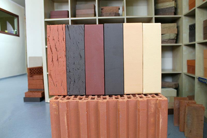 Облицовочные блоки из керамики