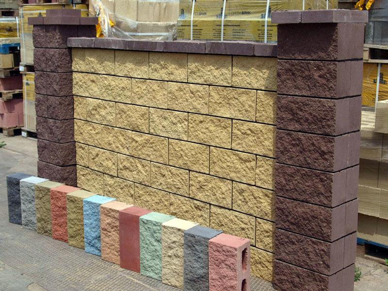 Гипперпрессованные блоки строительные