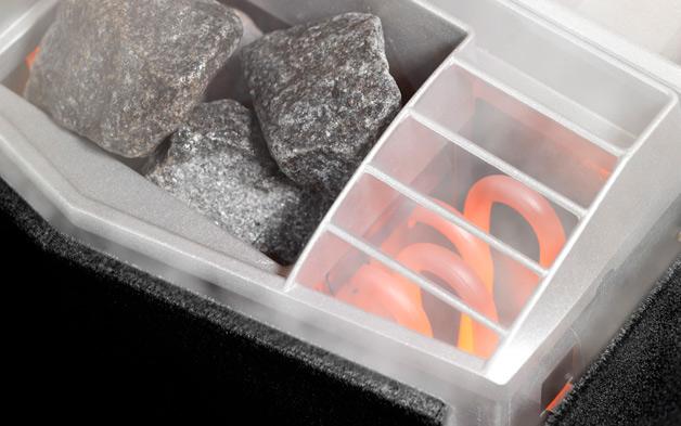 Электрическая печь для сауны.