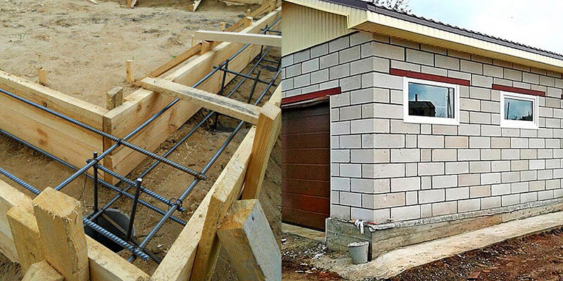 Можно ли пристроить гараж к дому